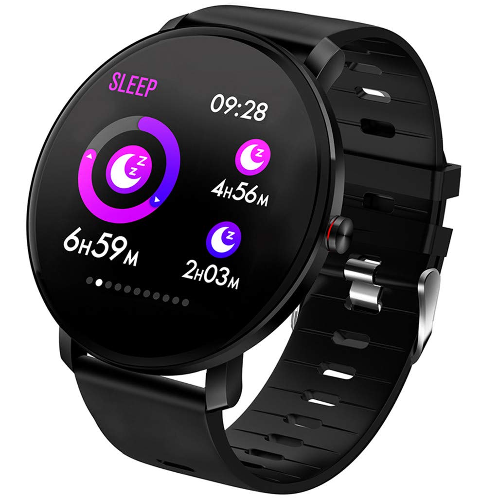 Women Men Smart Watch for Android Sports Fitness Calorie Wristband Wear Smart Watch