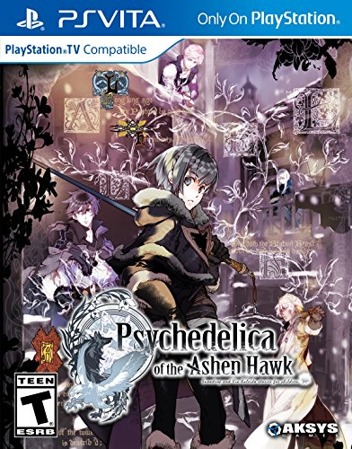 (Psychedelica of the Ashen Hawk - PlayStation Vita)