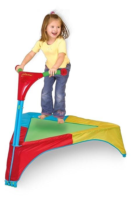 Amazoncom Diggin Jumpsmart Trampoline Toys Games