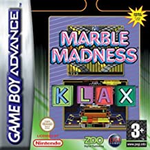 Marble Madness/Klax (GBA) by Zoo Digital