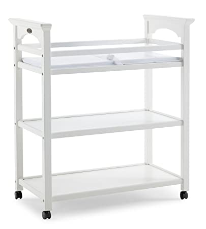 Beau Graco Lauren Changing Table, White