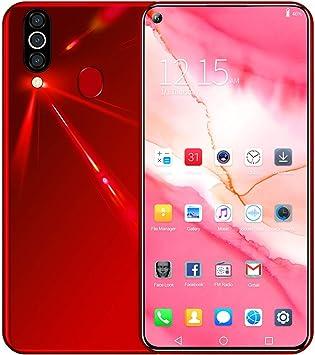 Smartphone M40pro 6,6 Pulgadas Pantalla Perforada MTK6763 CPU a 10 ...