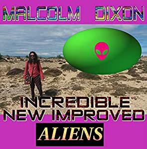 Incredible New Improved aliens  EP