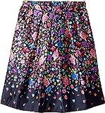 OSCAR DE LA RENTA Childrenswear Baby Girl's Chine Garden Mikado Pleat Skirt (Toddler/Little Kids/Big Kids) Multi Youth 12 Big