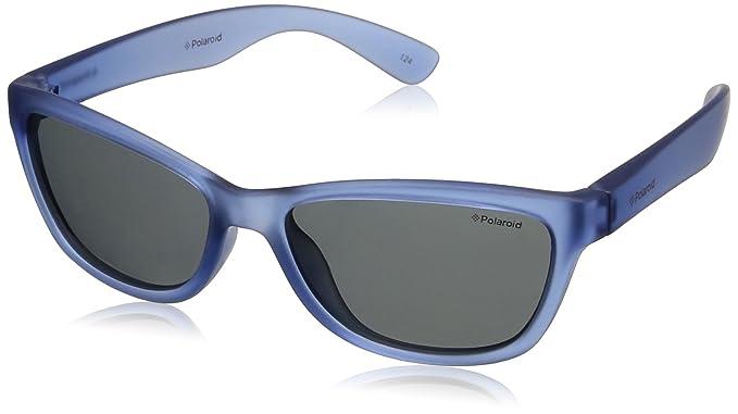 Polaroid - Gafas de sol Rectangulares P0422 para niños ...