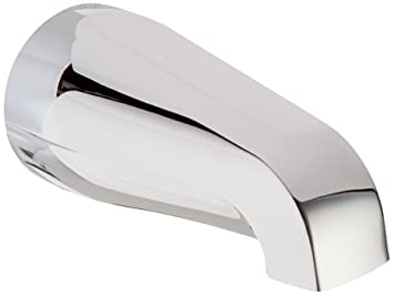 Delta Innovations Pull-Down Diverter Tub Spout in Chrome-RP17453 ...