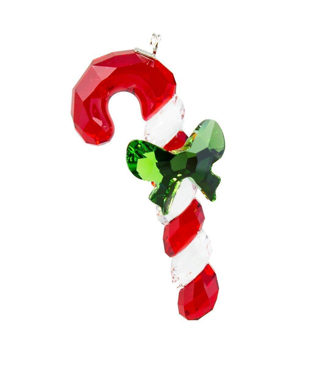 Amazon.com: Swarovski Candy Cane Ornament: Home & Kitchen