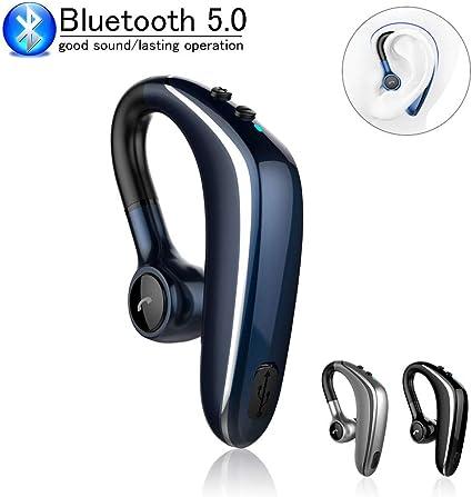 SLuB - Auricolare Bluetooth Senza Fili con Microfono Impermeabile