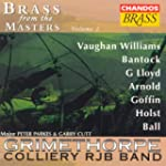 Grimethorpe Colliery Band: Brass From...