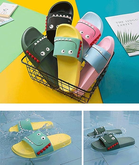 Chaussures Enfants Sabots Et Mules Fille Gar/çon Pantoufles de Plage /& Piscine Antid/érapant Sandales d/ét/é Chaussons pour Femme Homme Vert CN :40 39 EU
