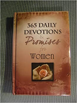 365 Daily Devotions & Promises for Women: 9781583344477