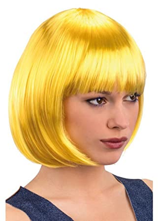 CARNIVAL TOYS S.R.L. - CASCO peluca amarilla