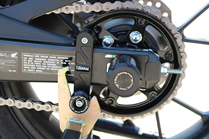 T-Rex Racing Rear Axle Sliders for 2019-2020 Honda CB300R