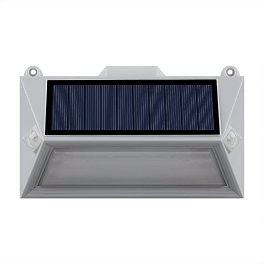 Lumisky Poly W11 Proyector Foco Solar 18 LED exterior impermeable ...