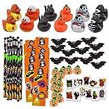 156 Piece Mega Halloween Toy Novelty Assortment
