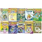 Geronimo Stilton 10 Book Collection (Books 1-10)