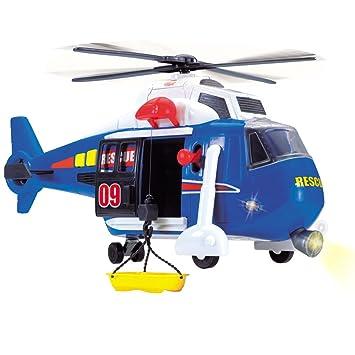 Spielzeugautos Helicopter Hubschrauber Rettungshubschrauber Polizeihubschrauber Spielzeug