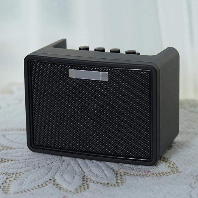 RiToEasysports Altavoz Bluetooth de Guitarra, Mini AMP Altavoz ...