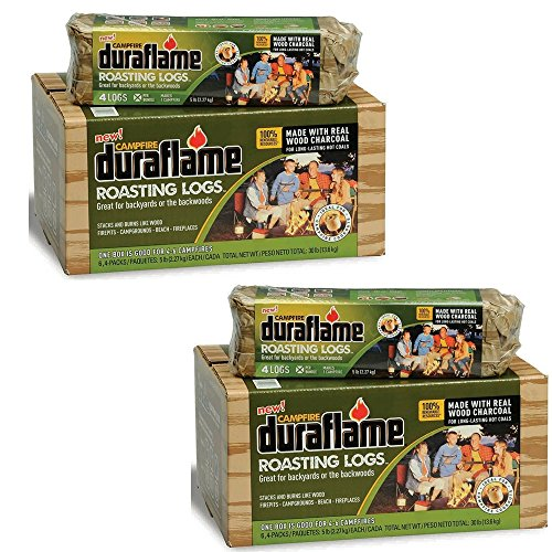 Duraflame Roasting Logs 5LB Firelog Bundles (Pack of 12)