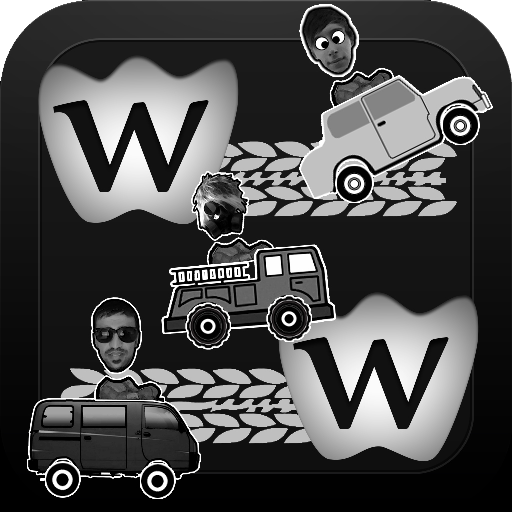 Wacky Wobblers - Flick Drag and ()