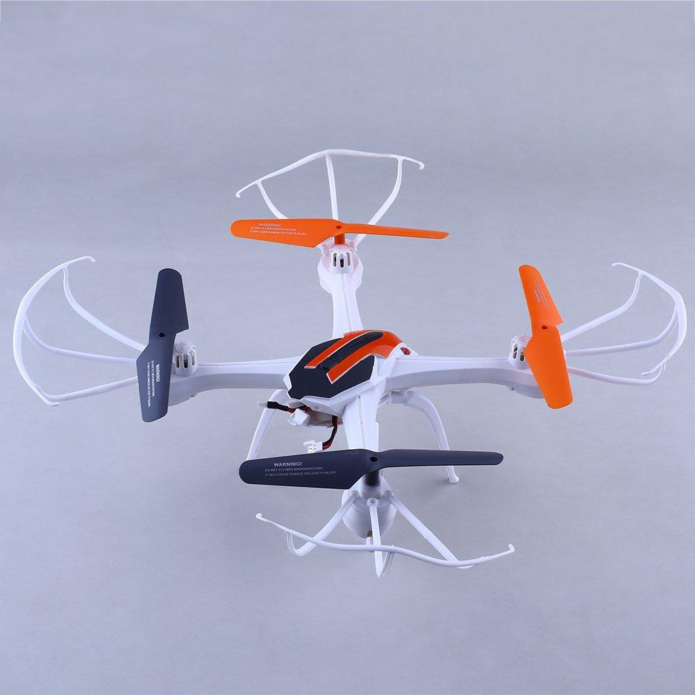 Cewaal Drone con cámara de 2.0MP HD, Flips 360º A Key Auto Return ...