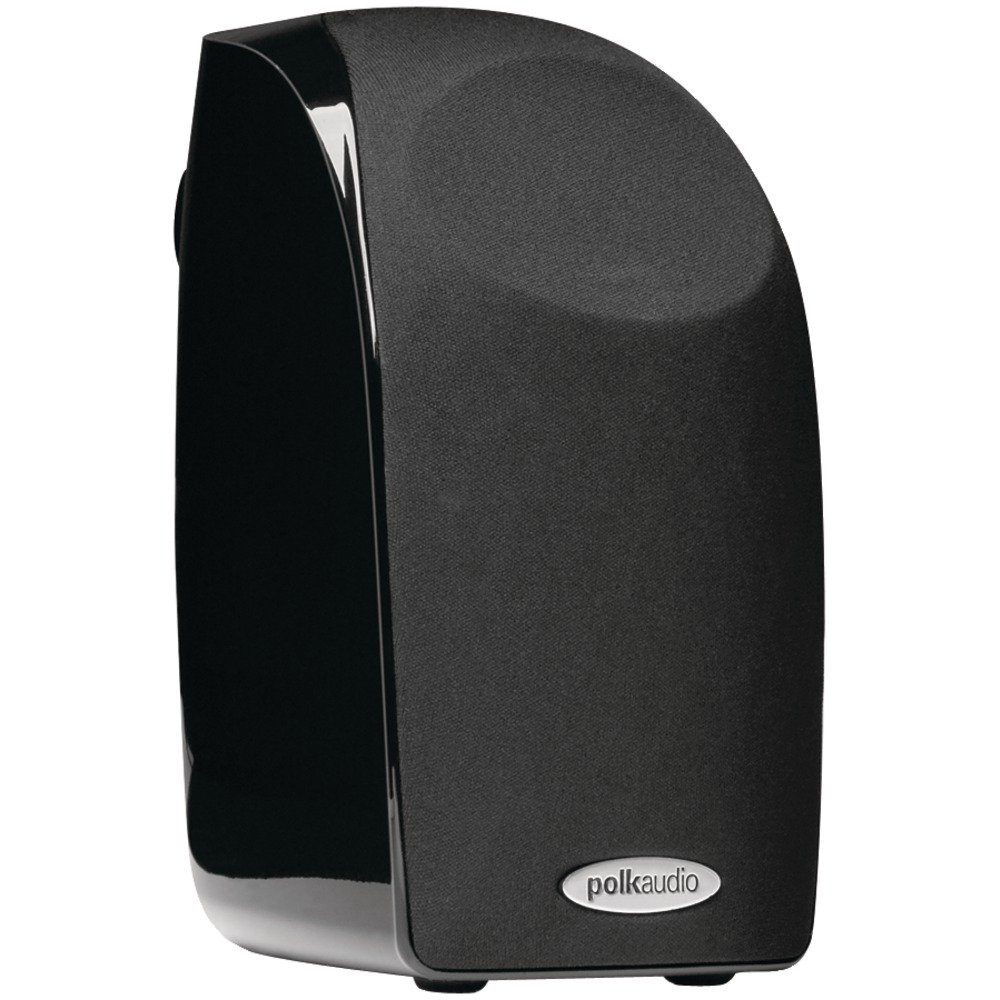 Polk Audio TL 1 Satellite Speaker (Each, Black) by Polk Audio