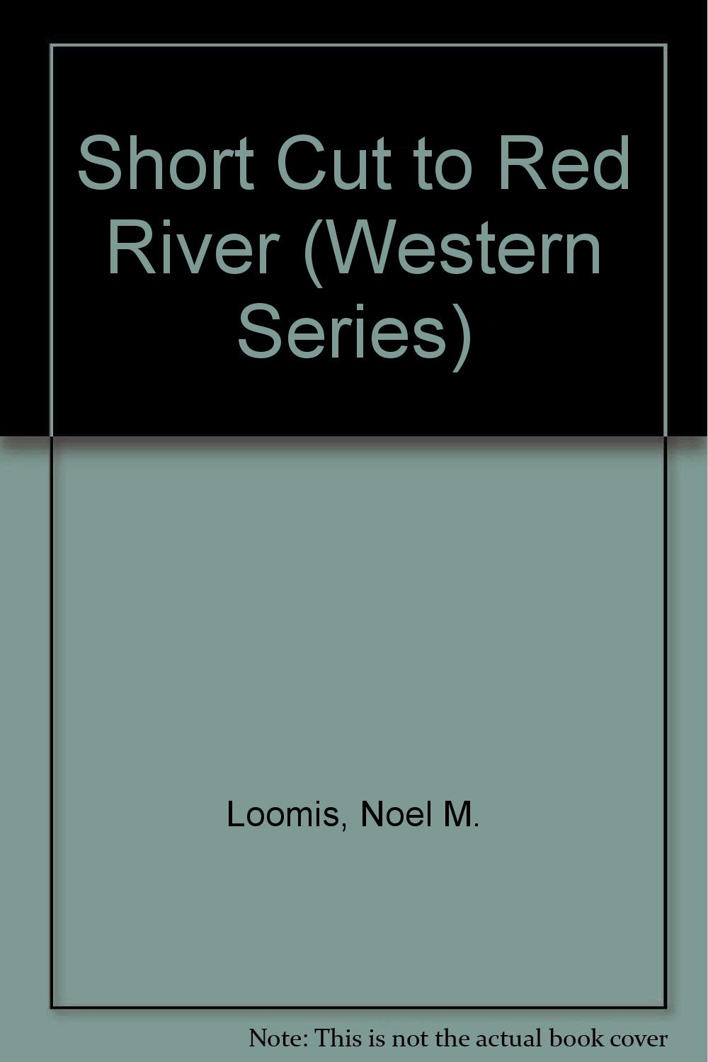 Download Short Cut to Red River (Western Series) pdf epub