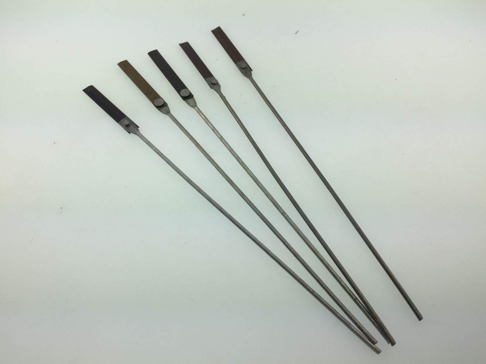 Antique Vintage Clock Suspension Springs Rod Set of 12 Part Clock Repair by Suspension Springs (Image #1)