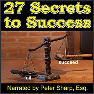 27 Secrets to Success Audiobook
