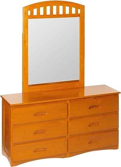 Amazon Com American Furniture Classics Six Drawer Dresser With