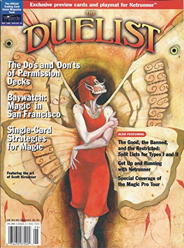 The Duelist Magazine (#10 - May 1996)