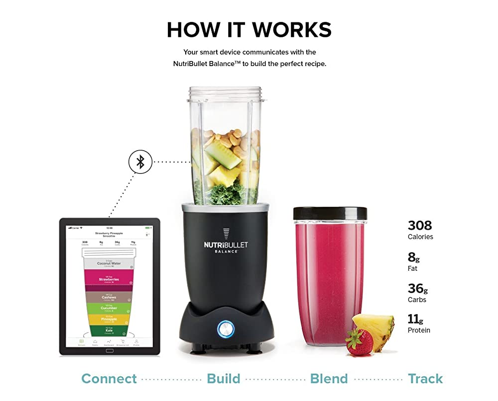 Bluetooth Enabled Smart Blender