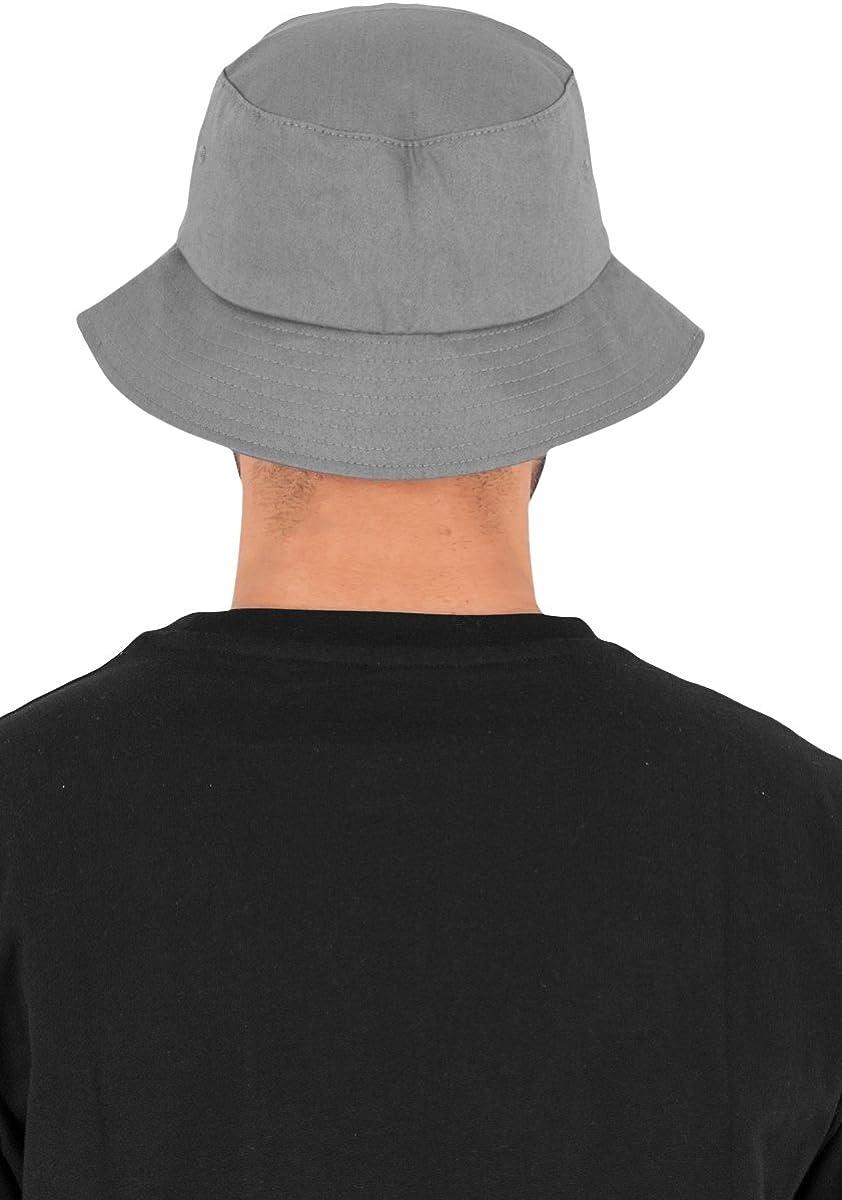Flexfit Cotton Twill Bucket Hat Black One Size