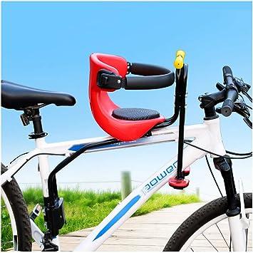 KXDLR Asiento De Seguridad para Niños MTB Bicicleta del Niño ...