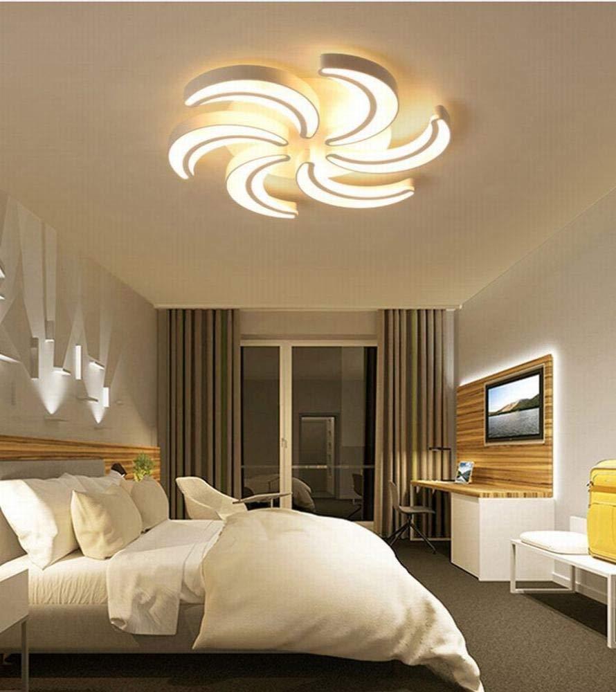 Blumenförmige Deckenleuchte Postmoderne minimalistische LED