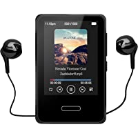 MP3 Player with Bluetooth, MP3 Player 16GB Music Player with Touch Full Screen, Voice… photo