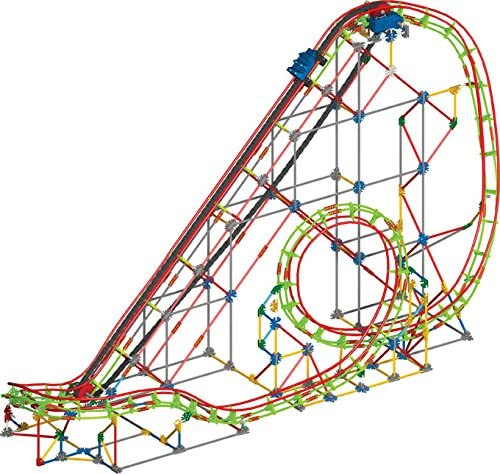 K'NEX Education – Amusement Park Experience Set – 2272 Pieces – Ages 10 and up – Engineering Educational Toy