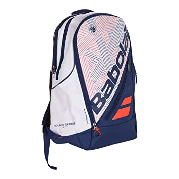 Babolat Unisex Team French Open Tennis Backpack  Amazon.co.uk  Sports    Outdoors 86f43054230a9