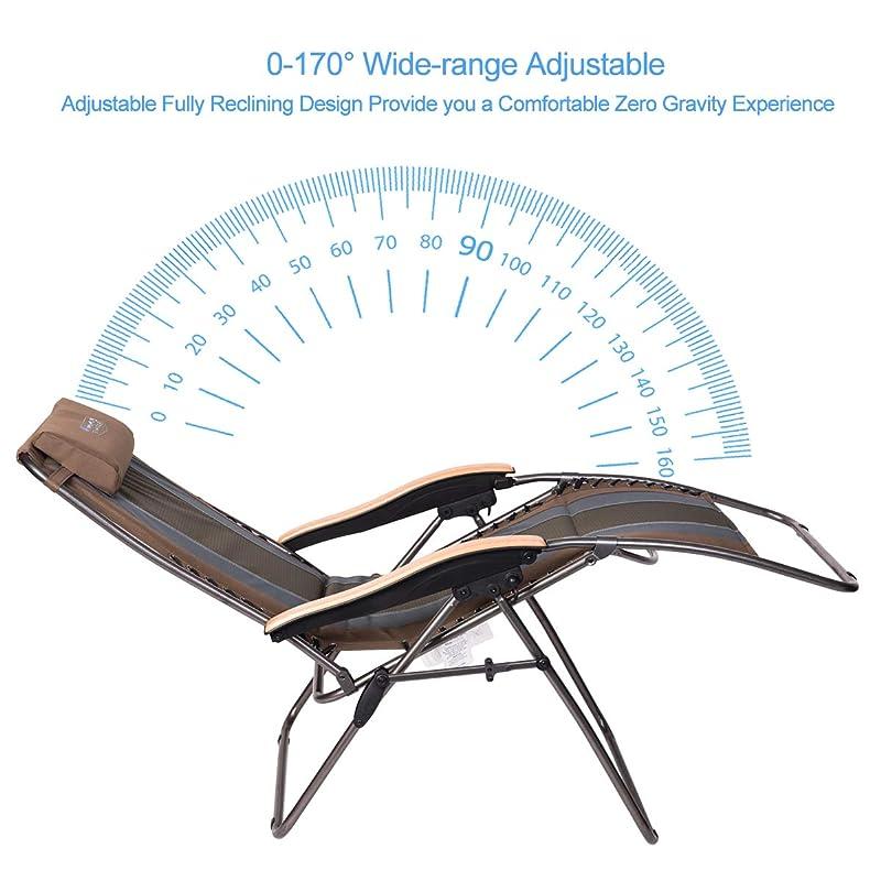 Peachy Timber Ridge Oversized Xl Zero Gravity Chair Reviews Machost Co Dining Chair Design Ideas Machostcouk