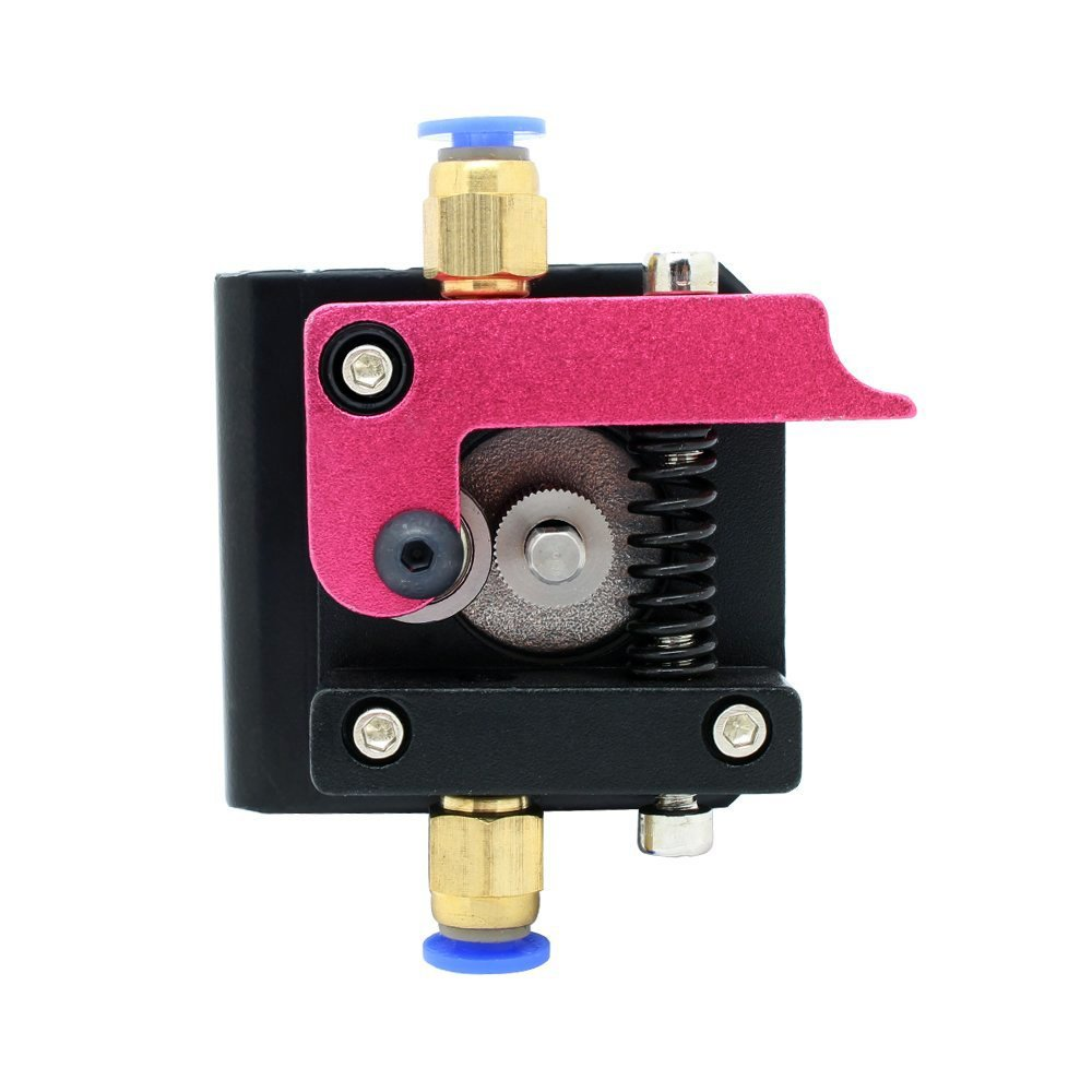 Redrex 1.75mm Filament MK8 Bowden Extruder Rahmen Block fü r Repover 3D Drucker Kossel Mendel Prusa (Linke Hand)