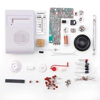 CF210SP AM FM Stereo Radio Kit DIY Electronic Assemble Set