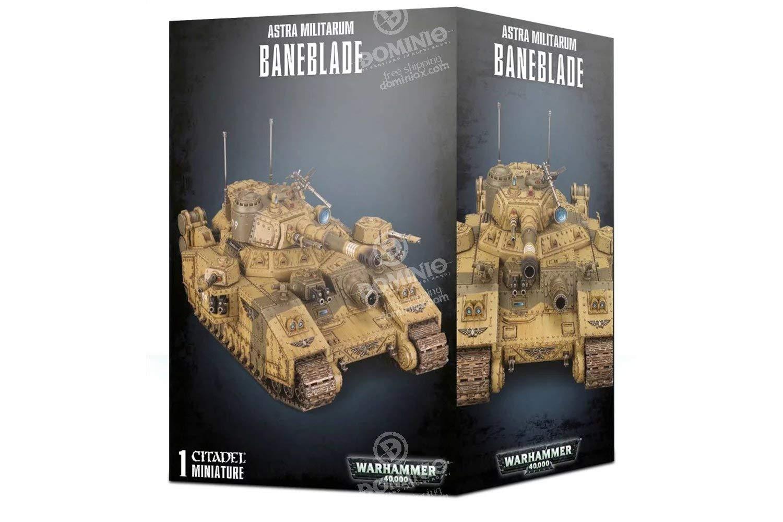 Warhammer 40K: Astra Militarum Baneblade