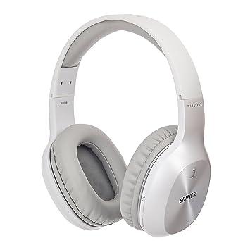 Edifier W800BT Auriculares Con Y Sin Cable Gaming Computer Headset Deportes Auriculares iOS Android(Blanco): Amazon.es: Electrónica