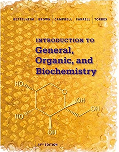 Introduction to general organic and biochemistry frederick a introduction to general organic and biochemistry frederick a bettelheim william h brown mary k campbell shawn o farrell omar torres fandeluxe Images