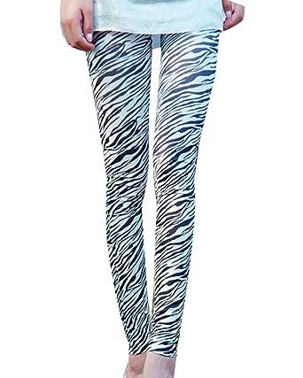 Yasminey Leggings De Mujer Cintura Estiramiento Chic Alta Ropa ...
