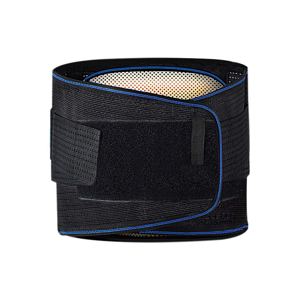 WYNZYHY Heating Belt, Lumbar Lumbar Disc Herniation Lumbar Muscle Strain Lumbar Support Medical Men and Women Warm Waist Traction Fixed (Size : S)