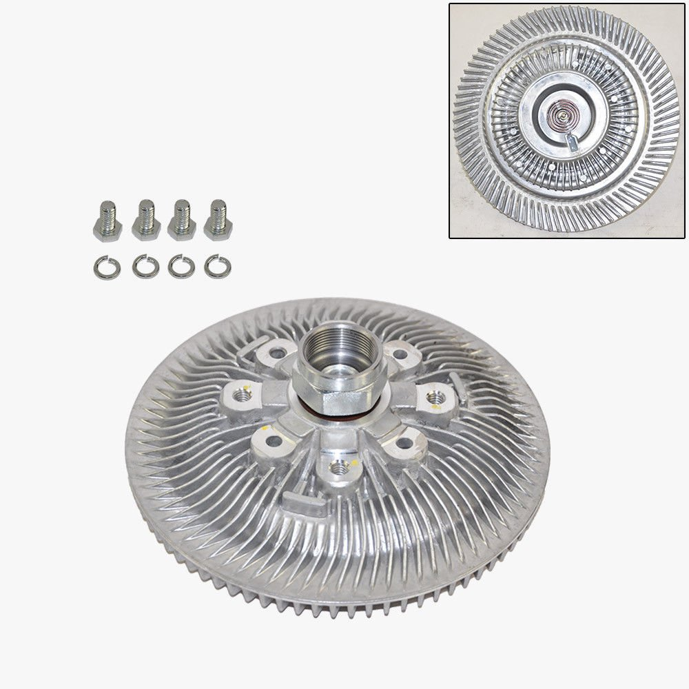 Engine Fan Clutch for Dodge Dakota Durango Ram1500 2500 3500 B1500 B2500 B3500 Premium Quality 52028799AB