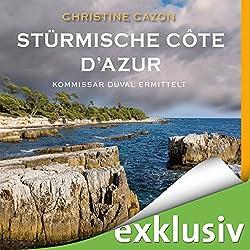 Stürmische Côte d'Azur (Kommissar Duval 3)