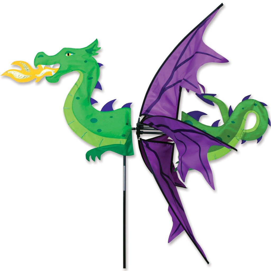 Premier Kites Flying Dragon Spinner