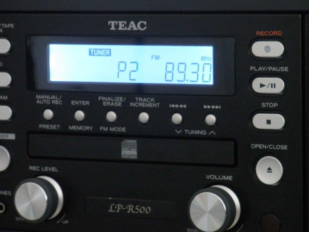 Teac LP-R500A - sistema de audio: Amazon.es: Electrónica